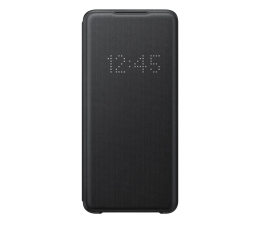 Etui / obudowa na smartfona Samsung LED View Cover do Galaxy S20 Ultra Black
