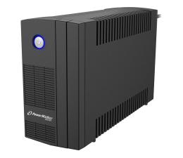 Zasilacz awaryjny (UPS) Power Walker LINE-INTERACTIVE (850VA/480W, 2x FR, AVR)