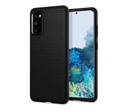 Etui / obudowa na smartfona Spigen Liquid Air do Samsung Galaxy S20 czarny
