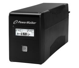 Zasilacz awaryjny (UPS) Power Walker LINE-INTERACTIVE (850VA/480W, 2x Schuko, LCD, AVR)