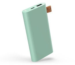 Powerbank Fresh N Rebel Power Bank 6000 mAh (USB-C, Misty Mint)