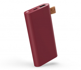 Powerbank Fresh N Rebel Power Bank 6000 mAh (USB-C, Ruby Red)
