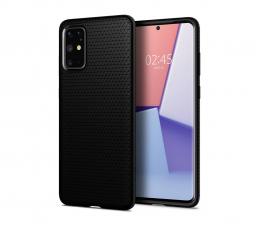 Etui / obudowa na smartfona Spigen Liquid Air do Samsung Galaxy S20+ czarny