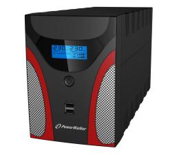 Zasilacz awaryjny (UPS) Power Walker LINE-INTERACTIVE (1200VA/720W, 4x PL, LCD, AVR)