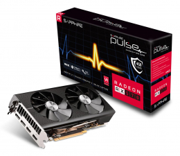Karta graficzna AMD Sapphire Radeon RX 570 PULSE 4GB GDDR5