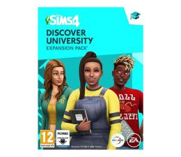 Gra na PC PC The Sims 4: Discover University ESD Origin
