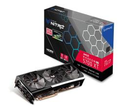 Karta graficzna AMD Sapphire Radeon RX 5700 XT NITRO+ OC SE 8GB GDDR6