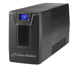 Zasilacz awaryjny (UPS) Power Walker LINE-INTERACTIVE (600VA/360W, 2x Schuko, USB, AVR)