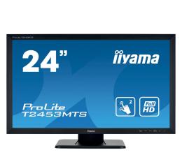 """Monitor LED 24"""" iiyama T2453MTS-B1 dotykowy"""