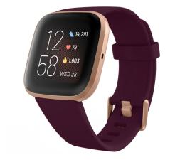Smartwatch Fitbit Versa 2 bordowy