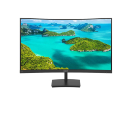 "Monitor LED 24"" Philips 241E1SCA/00 Curved"