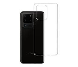 Etui / obudowa na smartfona 3mk Clear Case do Samsung Galaxy S20 Ultra