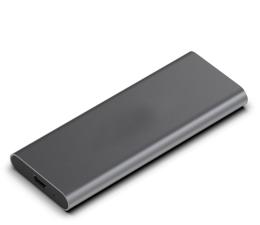 Obudowa dysku Silver Monkey Obudowa do dysku m.2 NVMe (USB-C)