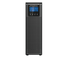 Zasilacz awaryjny (UPS) Power Walker ON-LINE (2000VA/1800W, 6x IEC, LCD)