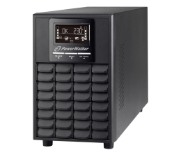 Zasilacz awaryjny (UPS) Power Walker ON-LINE (1500VA/1500W, 4x IEC, LCD)