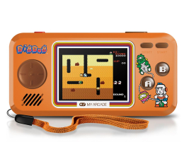 Konsola MyArcade My Arcade Pocket Player DIG DUG