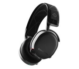 Słuchawki bezprzewodowe SteelSeries Arctis 7 Czarne - Bezprzewodowe