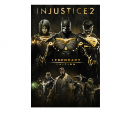 Gra na PC PC Injustice 2 (Legendary Edition) ESD Steam