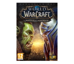 Gra na PC PC World of Warcraft: Battle for Azeroth Battle.net