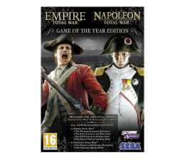 Gra na PC PC Empire and Napoleon: Total War GOTY ESD Steam