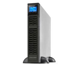 Zasilacz awaryjny (UPS) Power Walker ON-LINE (3000VA/2400W, 4x IEC, LCD)