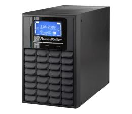 Zasilacz awaryjny (UPS) Power Walker ON-LINE (1000VA/800W, 3x IEC, LCD)