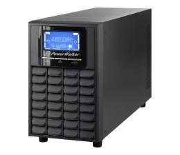 Zasilacz awaryjny (UPS) Power Walker ON-LINE (2000VA/1600W, 4x IEC, LCD)