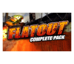 Gra na PC PC Flatout Complete Pack ESD Steam