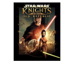 Gra na PC PC Star Wars: Knights of the Old Republic EU ESD