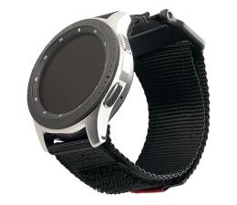 Pasek / bransoletka UAG Pasek Sportowy do smartwatcha Nylon Active czarny