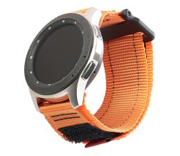 Pasek / bransoletka UAG Pasek Nylon Active do 46 mm Orange