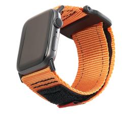 Pasek / bransoletka UAG Pasek Nylon Active do Apple Watch 42/44 mm Orange