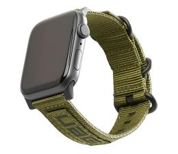 Pasek / bransoletka UAG Pasek Sportowy do Apple Watch Nylon Nato oliwkowy