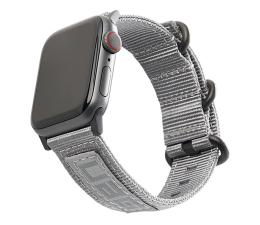 Pasek / bransoletka UAG Pasek Sportowy do Apple Watch Nylon Nato szary
