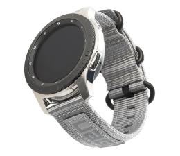 Pasek / bransoletka UAG Pasek Sportowy do smartwatcha Nylon Nato szary