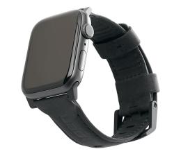 Pasek / bransoletka UAG Pasek Skórzany do Apple Watch 42/44 mm Black