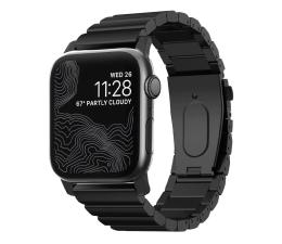 Pasek / bransoletka Nomad Bransoleta Stalowa do Apple Watch czarny