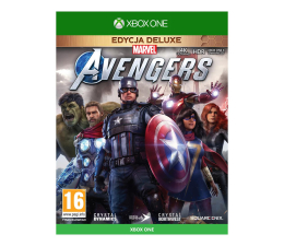 Gra na Xbox One Xbox Marvel's Avengers Deluxe Edition
