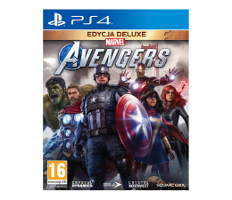 Gra na PlayStation 4 PlayStation Marvel's Avengers Deluxe Edition
