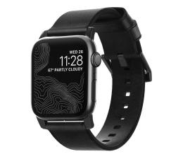 Pasek / bransoletka Nomad Pasek Skórzany do Apple Watch 42/44mm Black