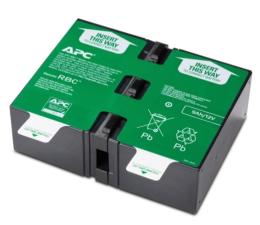 Akumulator do UPS APC Zamienna kaseta akumulatora APCRBC124