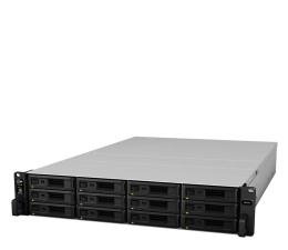 Dysk sieciowy NAS / macierz Synology RS2418RP+ RACK (12xHDD, 4x2.1GHz, 4GB,2xUSB,4xLAN)
