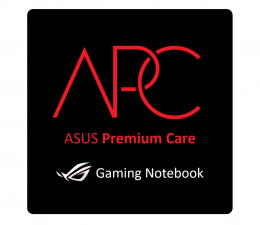 Rozszerzona gwarancja laptopa ASUS Rozszerzenie gwarancji do 3 lat - GAMING ESD