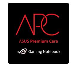 Rozszerzona gwarancja laptopa ASUS Rozszerzenie gwarancji do 3 lat - GAMING