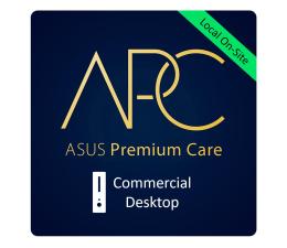 Rozszerzona gwarancja laptopa ASUS Rozszerzenie gwarancji do 2 lat on-site - PC