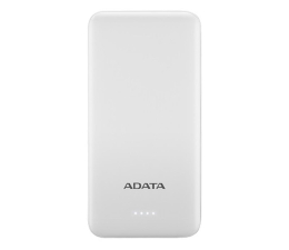 Powerbank ADATA Power Bank AT10000 10000mAh (2A, biały)