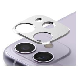 Etui / obudowa na smartfona Ringke Nakładka Camera Styling do iPhone 11 srebrny