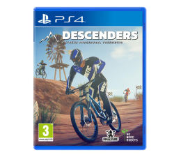Gra na PlayStation 4 PlayStation Descenders