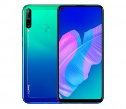 Smartfon / Telefon Huawei P40 lite E niebieski