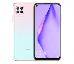 Smartfon / Telefon Huawei P40 Lite pastelowy